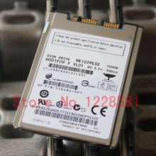 "NEW MK1229GSG 120GB 1.8"" MicroSata HDD For HP 2530P 2730P 2740P For Thinkpad x300 x301 T400s T410s Replace HS122JF MK1233GSG"
