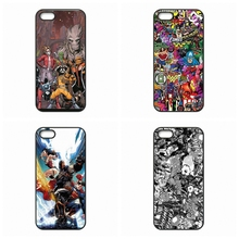 Cases Cover Marvel Sticker Bomb For Sony Xperia Z Z1 Z2 Z3 Z4 Z5 Premium compact M2 M4 M5 C C3 C4 C5 E4 T3