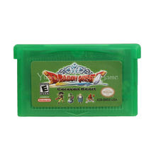 Nintendo GBA Video Game Cartridge Console Card Dragon Quest Monsters Caravan Heart English Language Version(China)