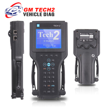 DHL Free GM TECH Scanner Main Unit and VCI Module For GM Tech2 Vetronix GM Tech2 Accessory Auto Diagnostic Tool Code Scanner