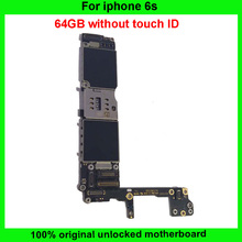 "No ID number 100% working well original activated board for iPhone 6S 4.7""  Mainboard Motherboard LogicalBoard without touch ID"