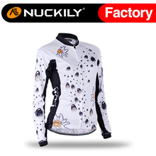 Nuckily Winter women high quality wind-proof thermal fleece jackets custom made GE001