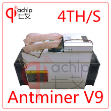 Buy New AntMiner V9 4T 4th/s Bitcoin Miner Asic Miner Btc Miner Bitcoin Better AntMiner S9 WhatsMiner M3 T9+ E9 for $192.31 in AliExpress store