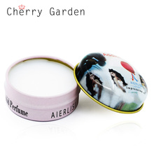 Portable Solid Perfume 15ml for Men Women Original Deodorant Non-alcoholic Fragrance Cream MH011-03
