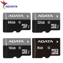 ATADA Micro SD 32G 16G SDHC Grade Class10 Memory Card C10 UHS-I TF/SD Cards Trans Flash MicroSDXC 64GB for smartph free shipping