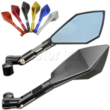 Buy Rearview Mirrors Kawasaki Z900 Z1000 Z650 Z125 Z 900 1000 650 125 CNC Aluminum Mirror Motorcycle Scooter Accessories for $28.88 in AliExpress store