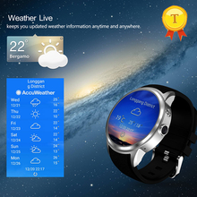 3G WIFI Multi-Function Pedometer smartwatch android weather live smart watch support indonesian japanese hebrew korean language(China)