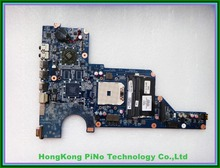 Free Shipping 649948-001 DA0R23MB6D1 REV : D laptp motherboard for HP Pavilion G6 G4 G7 system board 100% tested