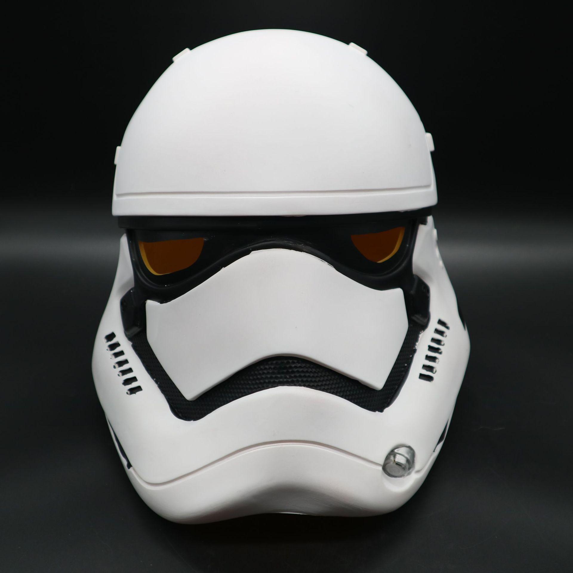 star wars CLONE TROOPER MASK helmet TOY cosplay dress up HAS SOUNDS kids 95D