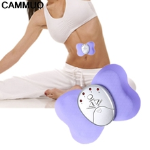 Butterfly Massager Vibrator Electronic Massageador Eletrico Mini Electronica Slimming Body Muscle Massage Fitness Health Care(China)