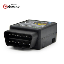 Wholesale 2014 Vehicle Mini V1.5 ELM327 USB OBD Scan Bluetooth Diagnostic Scanner Work With OBD2(China)