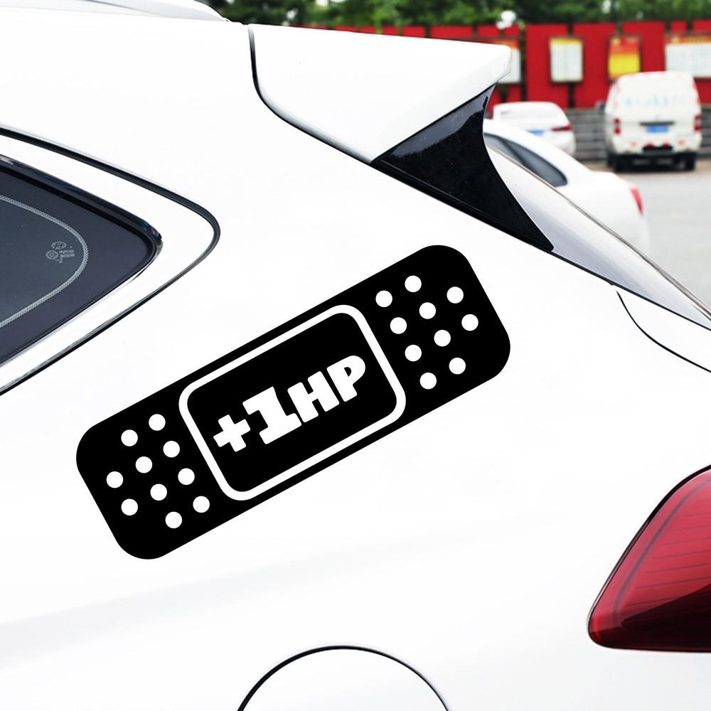 JDM wolf brushed aluminum car badge emblem decal sticker