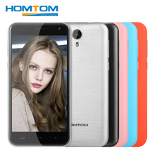 Original HOMTOM HT3 Pro 5.0 inch 4G Smartphone Android 5.1 MTK6735 64bit Quad Core 2GB 16GB GPS OTA 8MP Back Camera Mobile Phone