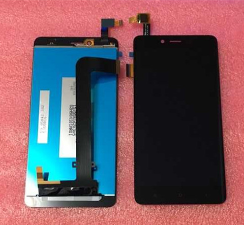 LCD screen display+ touch digitizer For Xiaomi Hongmi Note 2 Redmi Note 2  Free shipping<br><br>Aliexpress
