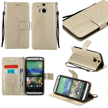 "for Cases Luxury Flip phone Holster Cases Verizon for HTC One M9 m 9 Windows LTE-A 6535LVW M 9 ET M9ST M9W M9u m9e case 5.0"" Bag(China)"