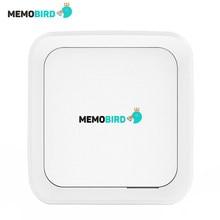 New Lnternational Edition MEMOBIRD GT1 Bluetooth Portable Thermal Printer Sticker printing paper For phone(China)