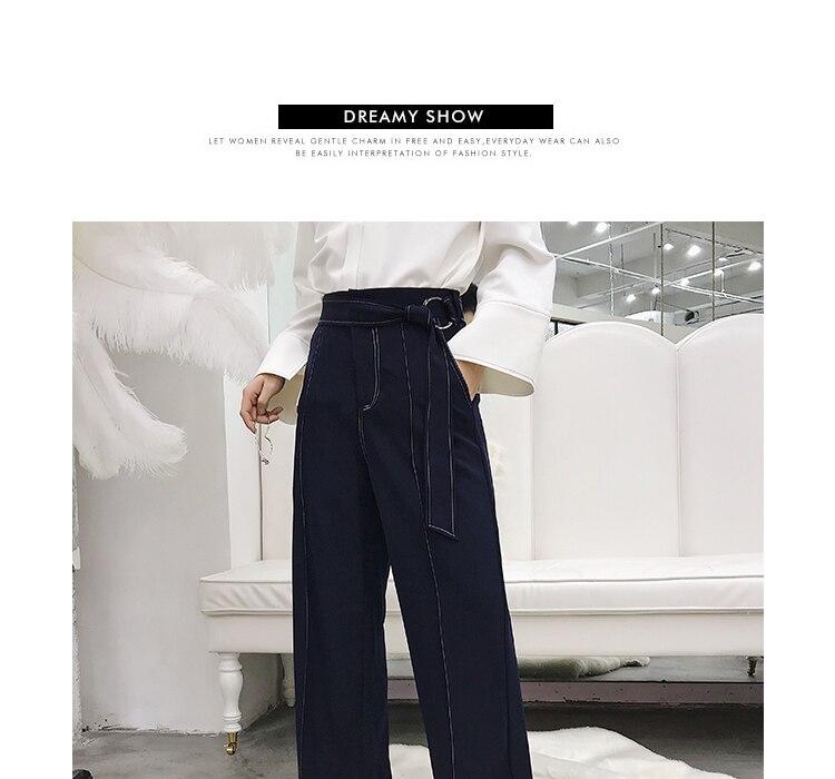 Hommes Acheter Haute Taille Pantalon Costume Casual Arrivée Nouveau rEqAw7r