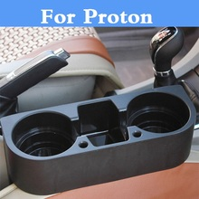 Car Interior Drink Beverage Seat Wedge Cup Holder Accessories For Proton Gen-2 Inspira Perdana Persona Preve Saga Satria Waja