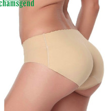 CHAMSGEND Sexy Padded Seamless Panties Buttocks Push Up Lingerie Women's Underwear Butt Lift Briefs Hip Enhancer Shaper*30