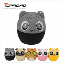 Mini Cartoon Bluetooth Speaker Portable Wireless Speakers Outdoor Sound Stereo Subwoofer Music Player for Phones Andrews IOS