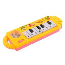 Cute Baby Toys Infant Toddler Kids Toys Plastic Musical Piano Toy Developmental Game Early Educational Musical Toys