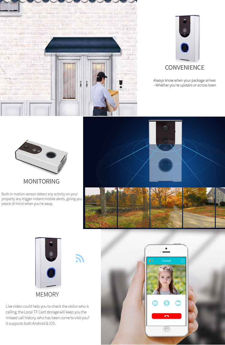 Battery Video Doorbell Camera _DB31S_by Zilink_alibaba_details_1