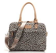 "Fashion Leopard Multi-use Laptop Shoulder Bag For Lenovo HP ASUS Notebook Messenger Bag 13""14""15""Ultrabook Sling Bag"