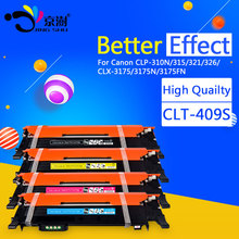 1pcs CLT-409S 409S 409 compatible toner cartridge for Samsung printer CLP-310/315/310N/315W/CLX-3170FN/3175N/3175/3175FN/3175FW(China)
