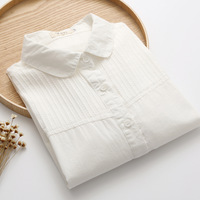 new-fashion-women-100-cotton-Turn-down-Collar-white-Formal-spring-autumn-summer-shirts-female-girls.jpg_200x200