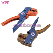 New Electrician Cable Wire Cutter Automatic Stripper Tool #S018Y# High Quality