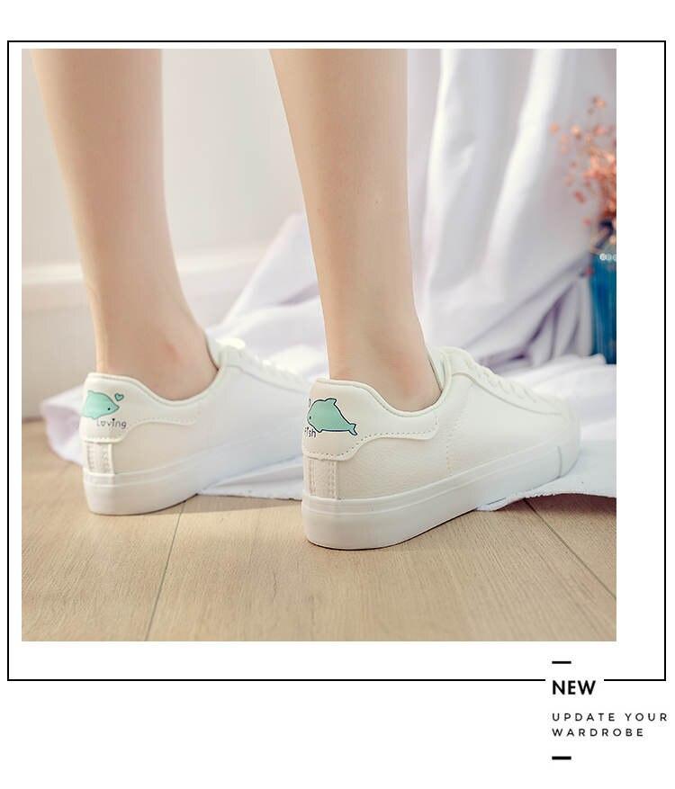 حذاء نساء لون ابيض 14