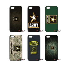 Original US Army Logo Art For iPod Touch iPhone 4 4S 5 5S 5C SE 6 6S 7 Plus Samung Galaxy A3 A5 J3 J5 J7 2016 2017 Case Cover
