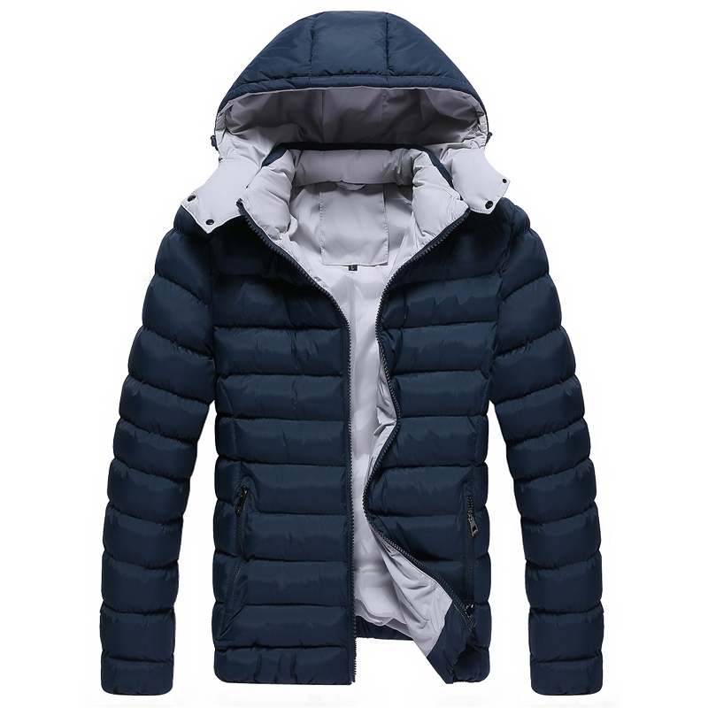 Free shipping top Selling new hot hooded parka for men casual warm winter jacket coat for men M/L/XL/XXL/3XLОдежда и ак�е��уары<br><br><br>Aliexpress