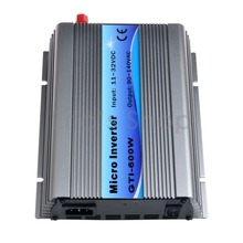 500W Grid Tie Inverter DC11V-32V to AC110V Pure Sine Wave Inverter Use For 18V Panel 36cells 50Hz/60Hz AUTO With MPPT Function