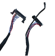 FI-RE41S-HF 41pin T315XW01VE T260XW02VK  big size TV screen cable for universal TV board