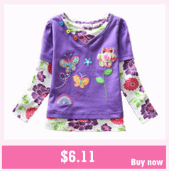 080483e10 Retail Girls T-shirts Baby Clothes Long Sleeve Children s T-Shirts ...