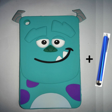 New listing children's cartoon Silicone Case For Huawei MediaPad T1 7.0 Tablet case for huawei t1 7.0 T1-701u 7inches case+pen(China)