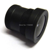 10 X 2.1mm 150 Degree Wide Angle CCTV Lens 850nm IR filter Board M12 for CCD Camera(China)