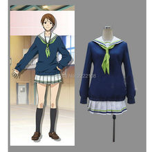 KUROKO'S BASKETBALL Aida Riko coat dress kit V-neck girls women cosplay costume custom made Kuroko no Basuke Cosplay Costume