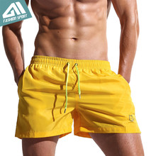 Summer mens swim shorts surf beach shorts for men sea mens swimming shorts quick dry surfing shorts Men summer men boardshorts(China)
