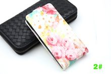 BOGVED Luxury Case For Prestigio MultiPhone 5453 Duo Cell Phone Cover Holder & Credit PU Flip Design Leather Protection
