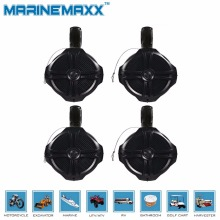 "2 Pairs 6.5"" Marine WakeBoard Tower Speakers Totaling 1000 Watts (250 Watts per speaker) Boat Off-Road ATV UTV Marine RZR"