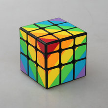 Yongjun 3*3*3 inequilateral Magic IQ Cube Puzzle Educational Toy Gifts(57mm)