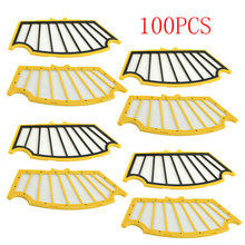 100 Pcs/lot Filter kit Replacement for Irobot Roomba 500 527 528 530 532 535 540 555 560 562 570 572 580 581 590 Wholesale
