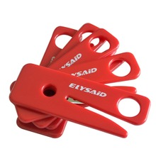 10Pcs New Brand Safety Emergency Plastic Seat Belt Cutter Car Escape Outdoor Life-saving Equipment For First Aid Rescue