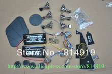 1 Set LP Custom Electric Guitar Pickup complete set of cables Guitar Parts Free Shipping