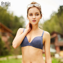 European Hot Sale Women Sexy Underwear Modal Comfortable Wire Free Bra Set Young Lovely Girls Sweet Lingerie Sexy Bra Sets