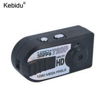 kebidu 1280*720P Mini Q5 HD DV DVR Camera Micro Camera Digital for Cam Video Voice Recorder Camcorder Camara TF Card(China)