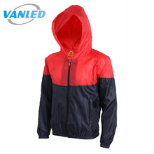 2017 New Spring And Fall New Men'S Hooded Jacket Men Casual Fashion Thin Windbreaker Zipper Coats Plus Size