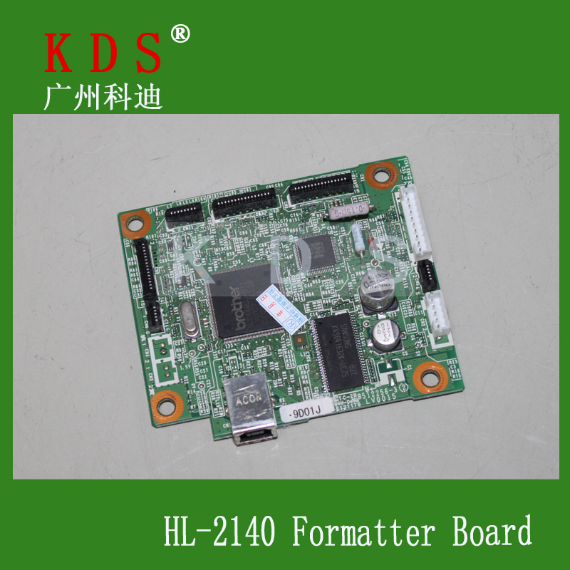 1 pcs/lot printer spare parts for brother HL 2140  laserjet parts Main board in china<br><br>Aliexpress